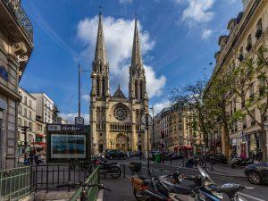 Célèbres églises de France